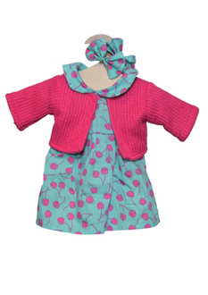 Mint & Pink Dolls Clothes