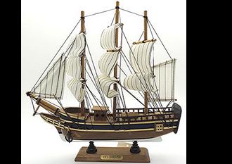Endeavour Ship 24cm