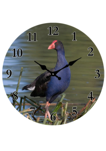 This Clock can hang or stand and is a great tourist ship line.