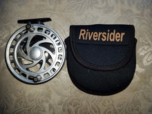 Riversider Centerpin / Float Reel 4 1/2""