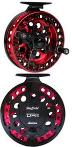 Okuma Sheffield DRII Float Reel with drag