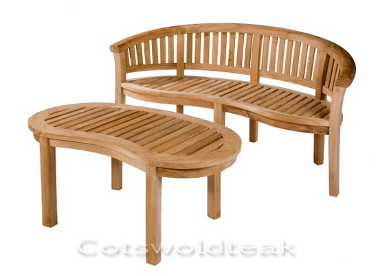 MAR07Teak Banana Bench with Peanut Coffee Table_070.jpg