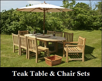 Click below to choose from one of our Teak Table u0026 Chair Sets or Build your own Table u0026 Chair combination to suit your needs. & Cheap Teak Garden Furniture Sets UK