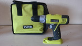 Ryobi P271 Drill/Driver- Bare Tool Only with Bag - USED