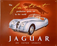 JAGUAR  XK SIGN
