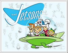 JETSON'S FAMILY SIGN