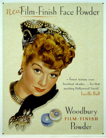 LUCY WOODBURY POWDER SIGN