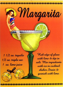 MARGARITA SIGN