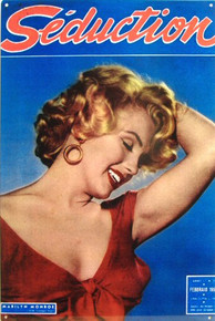 MARILYN SEDUCTION SIGN