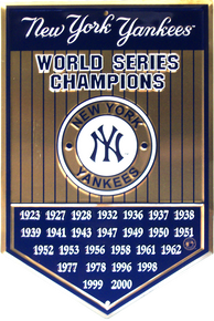"""METAL SIGN MEASURES APOX. 12 1/2"""" X 17""""   WITH HOLES FOR MOUNTING.  THIS SIGN IS OUT OF PRODUCTION WE ONLY HAVE TWO LEFT  FROM WORLD SERIES 2000"""