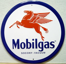 MOBILEGAS PEGASUS GAS SIGN