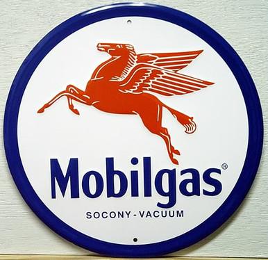 MOBILEGAS PEGASUS GAS SIGN