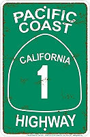 """SMALL METAL SIGN MEASURES 9"""" X 12""""  WITH HOLES FOR EASY MOUNTING"""
