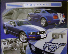 FORD MUSTANG GT 05 SIGN