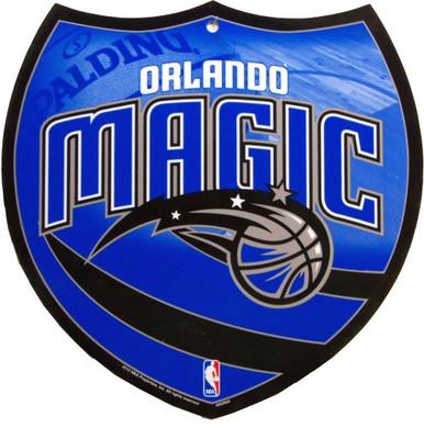 ORLANDO MAGIC BASKETBALL SIGN