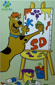 SCOOBIE DO SIGN