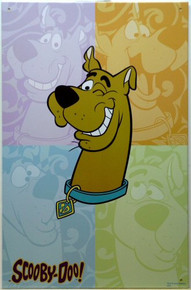 SCOOBIE DOO SIGN