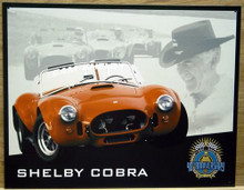 SHELBY COBRA MUSTANG 40TH SIGN