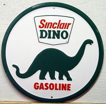SINCLAIR DINO GASOLINE GAS SIGN