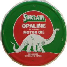 SINCLAIR OPALINE GAS SIGN