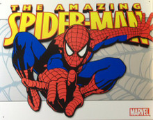 SPIDERMAN CLASSIC SUPER HERO SIGN