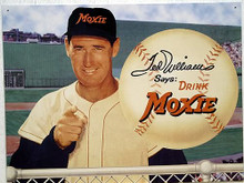 TED'S MOXIE BASEBALL FIELD SIGN