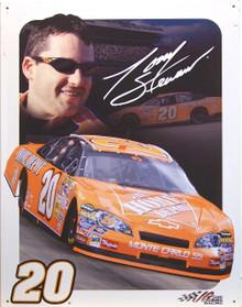 TONY STEWART 2006 NASCAR SIGN