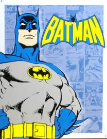 BATMAN - RETRO PANELS SUPER HERO SIGN