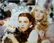 Photo of WIZARD OF OZ WITH DORTHY TOTO AND GLINDA, THIS TIN SIGN IS OUT OF PRINT AND WILL BE GONE SOON