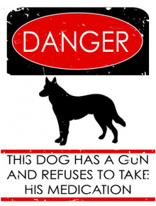 "THIS HEAVY METAL ENAMEL SIGN MEASURES 12"" W X 16"" H AND HAS HOLES IN EACH CORNER FOR EASY MOUNTING.  NOW A STOCK ITEM."