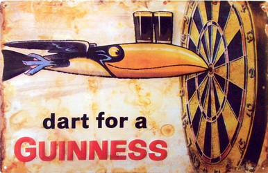 GREAT COLOR AND GUINNESS GRAPHICS FOR THE BEER LOVER OR DART FAN