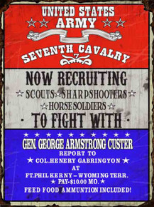 THIS IS A SPECIAL ORDER SIGN, THIS PARTICULAR ONE TAKES 2-3 WEEKS ONCE IT'S ORDERED.  YOUR CARD WILL BE CHARGED IMMEDIATELY AND SPECIAL ORDER SIGNS ARE NON-RETURNABLE.  THIS PARTICULAR VINTAGE SIGN IS ON ENAMEL. THIS AND OTHER ARMY RELATED SIGNS CAN BE FOUND UNDER THE CATEGORY MILITARY AND PATRIOTIC SUB CATEGORY ARMY.