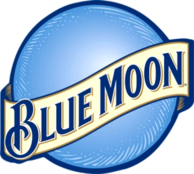Photo of BLUE MOON DIE CUT EMBOSSED (BEER) EXCEPTIONAL DETAIL AND COLOR