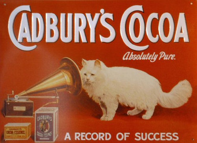 Photo of CADBURY'S COCOA GREAT COLOR AND DETAIL