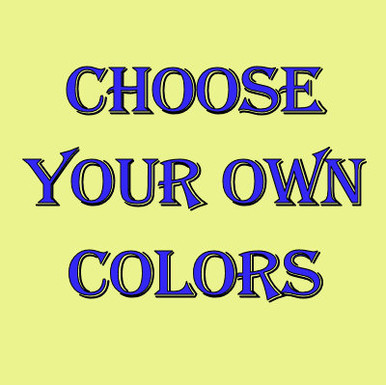 EASILY DESIGN YOUR OWN SIGN, CHOSE BORDER COLOR, CENTER COLOR, TYPE OF FONT, COLOR OF FONT, THEN WHAT YOU WANT ON YOUR SIGN (LINE BY LINE) HORIZONTAL UP TO 13 LINES (ANY LINES LARGER PRINT?)  WITHIN A FEW DAYS YOU WILL HAVE A SAMPLE HOW YOUR SIGN WILL LOOK FOR YOUR APPROVAL.  IF YOU APPROVE YOUR ORDER WILL BE MADE FOR YOU.