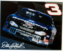 Photo of DALE EARNHARDT SR. CAR NASCAR SIGN …DALE IS GONE BUT WILL NEVER BE FORGOTTEN, A PIECE OF NASCAR HISTORY... THIS SIGN IS OUT OF PRINT WE HAVE SEVERAL LEFT IN STOCK