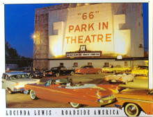 Photo of DRIVE IN RT 66, A LUCINDA LEWIS PHOTO, OF THIS BYGONE ERA, HAS GREAT DETAIL AND COLOR