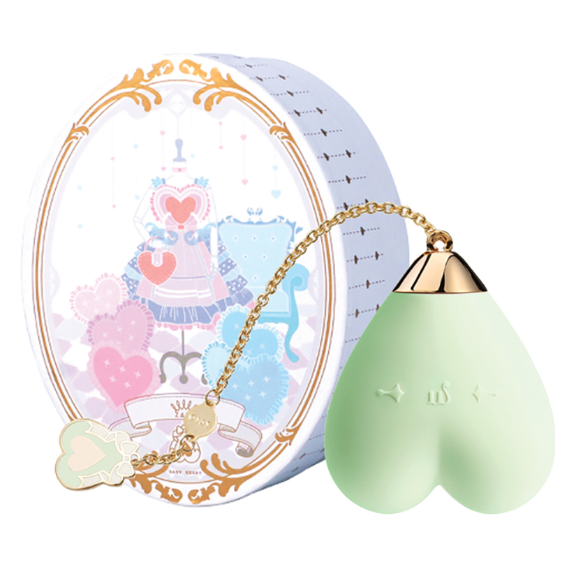 Baby Heart Personal Massager