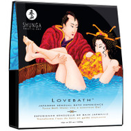 Love Bath by Shunga Erotic Art-Ocean Temptation