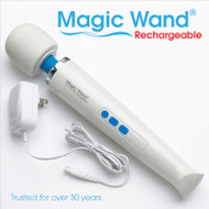 Hitachi Magic Wand Rechargeable by Vibratex