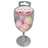 Wine Scented Bath Bombs by Kheper Games