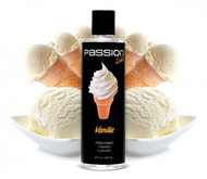 Passion Licks Flavored Lube by XR Brands-Vanilla