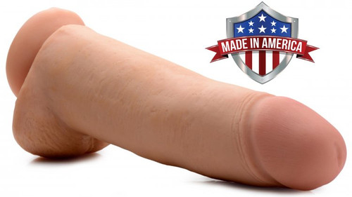 TrueTouch Cody SkinTech Realistic 12 Inch Dildo
