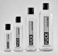 FuckWater Silicone Based Lubricant