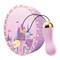 Zalo Lolita Baby Star Bullet Vibrator-Berry Violet