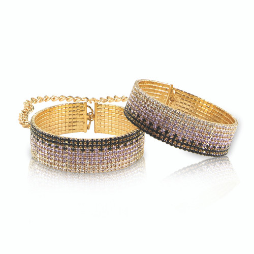Rianne S Diamond Liz Cuff Bracelets
