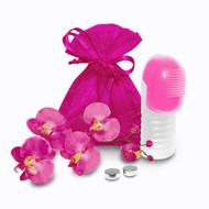 Fuzu Fingertip Vibrating Massager-Pink