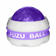 Fuzu Ball Massager Vibrator-Purple