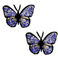 Butterfly Crystal Nipztix Pasties