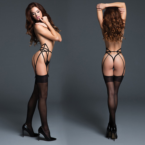 Allure Lingerie Adore The Audaciously Sexy Garter